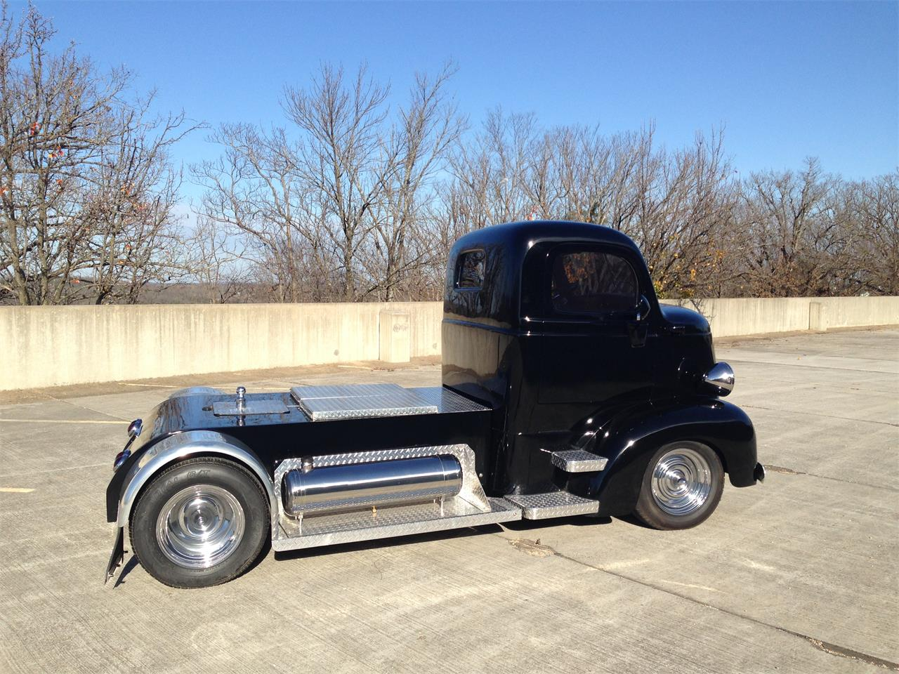 Large Picture of '46 Pickup Offered by Branson Auto & Farm Museum - LBW3