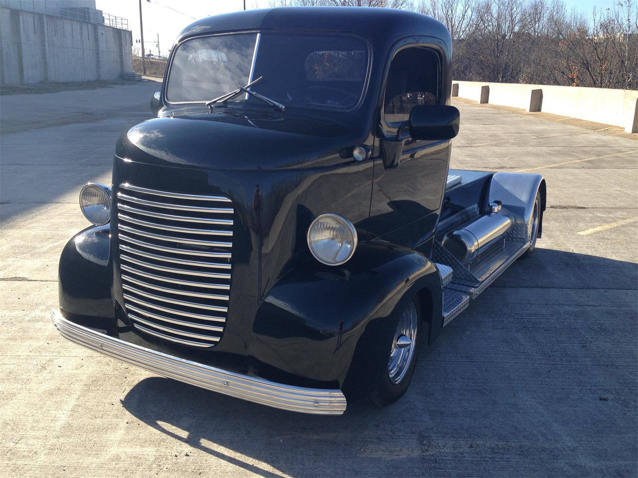 Large Picture of Classic 1946 Pickup located in Branson  Missouri Offered by Branson Auto & Farm Museum - LBW3