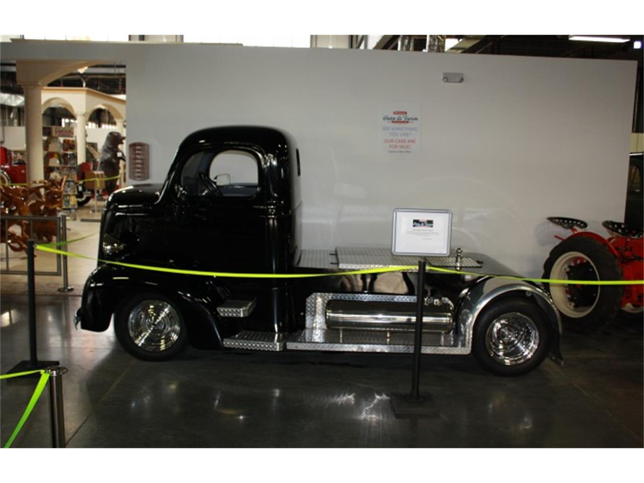 Large Picture of Classic 1946 Pickup located in Branson  Missouri - $65,000.00 Offered by Branson Auto & Farm Museum - LBW3