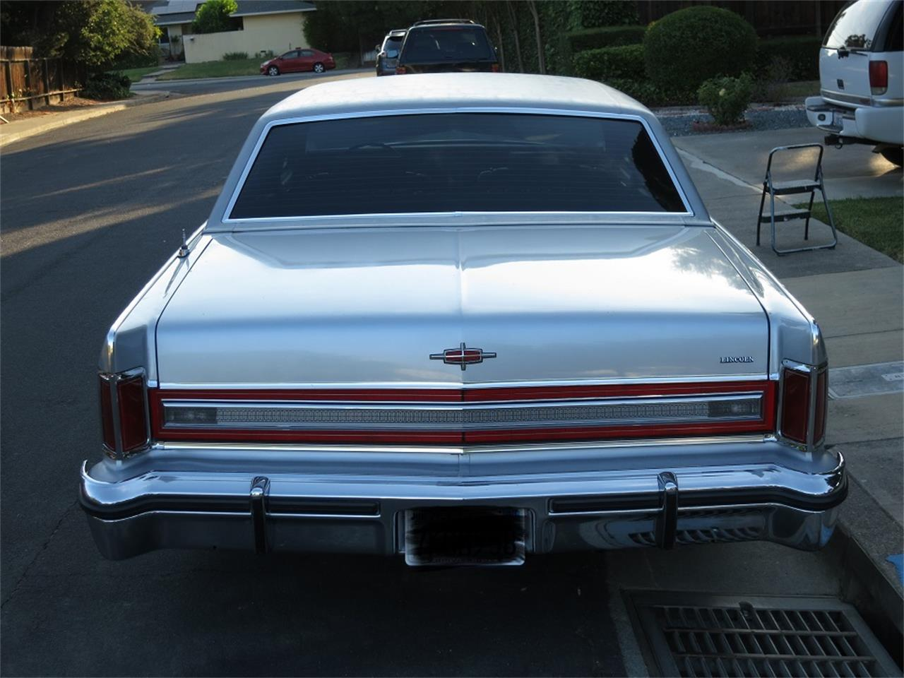 Large Picture of '78 Continental - LBWC