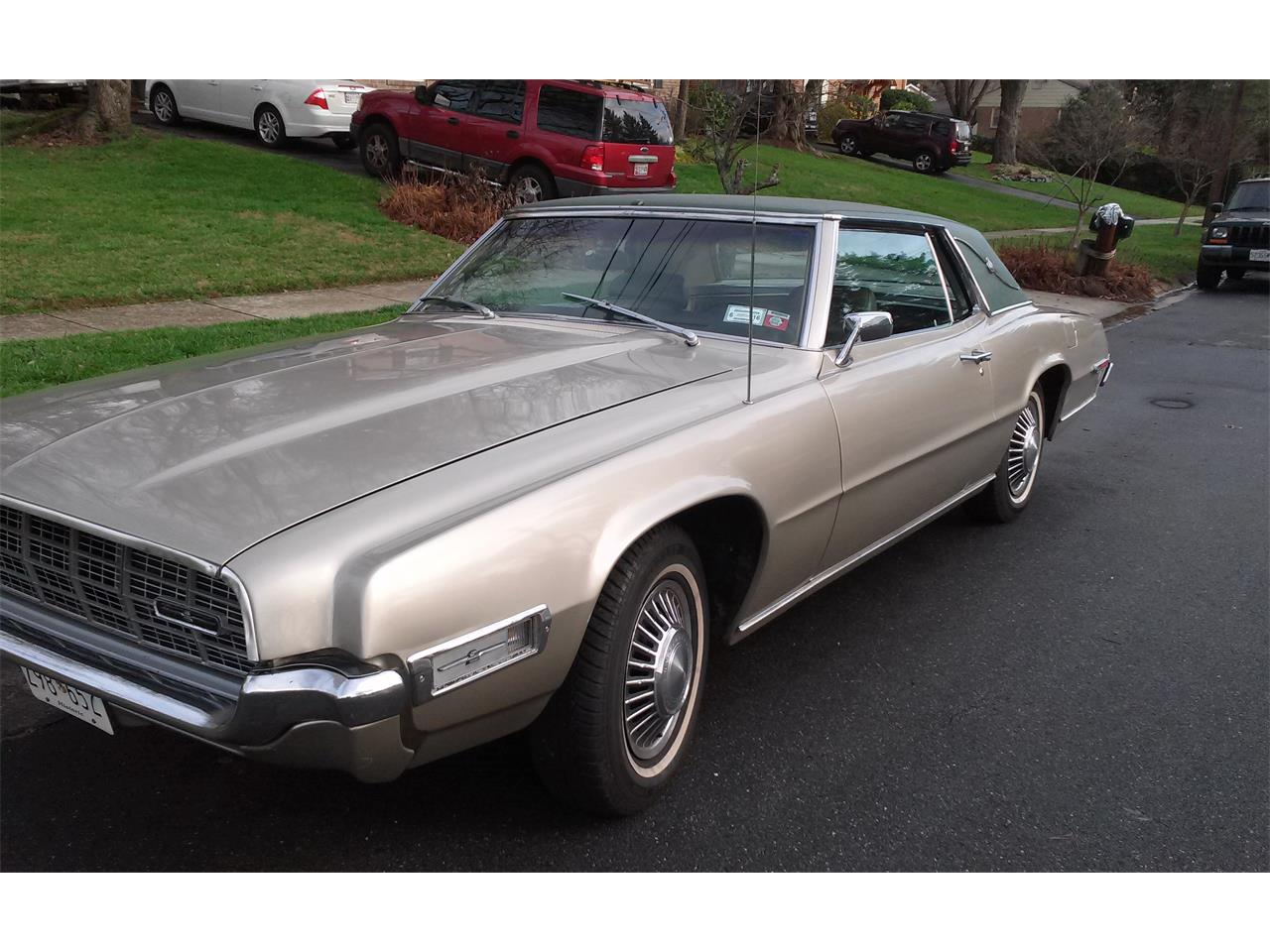 Large Picture of 1968 Thunderbird located in Maryland Offered by a Private Seller - LBWD