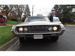 Picture of Classic '68 Ford Thunderbird located in Rockville Maryland - $8,275.00 Offered by a Private Seller - LBWD