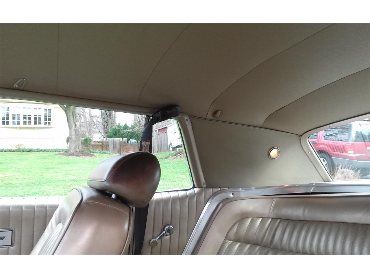Large Picture of Classic 1968 Thunderbird located in Maryland Offered by a Private Seller - LBWD