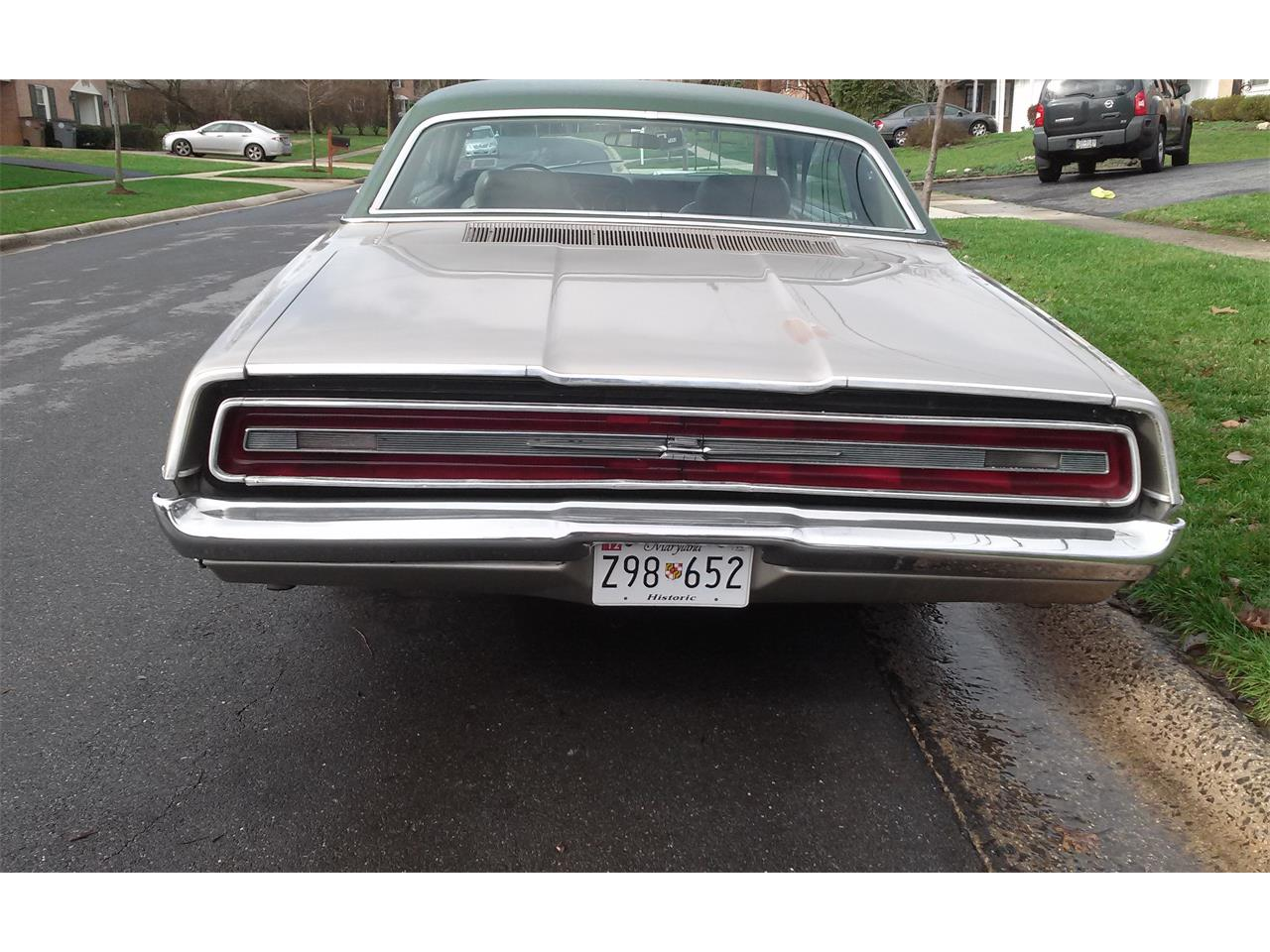 Large Picture of Classic '68 Thunderbird located in Maryland - $8,275.00 - LBWD