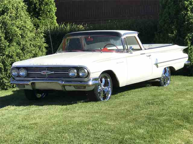 Picture of '60 El Camino - LBWL