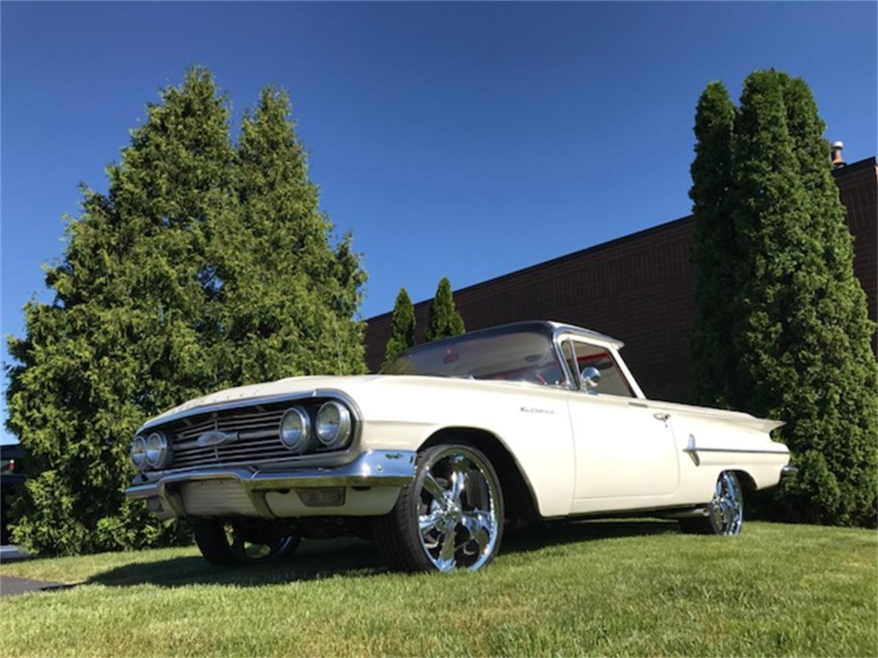 Large Picture of '60 El Camino - LBWL