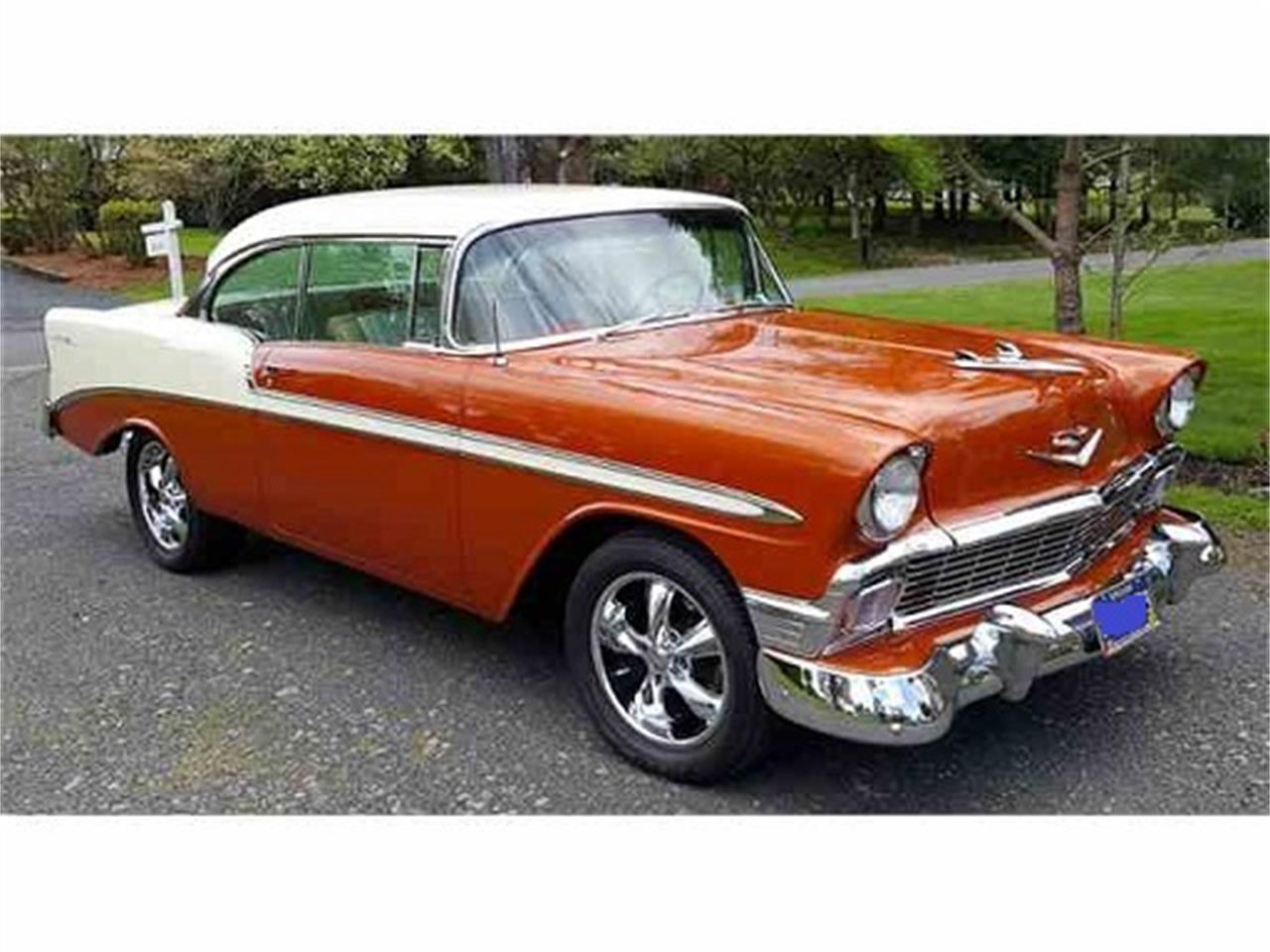 1956 Chevrolet Bel Air For Sale Classiccars Com Cc 995206
