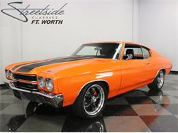 Picture of '70 Chevelle SS Pro Touring located in Ft Worth Texas - L8AH