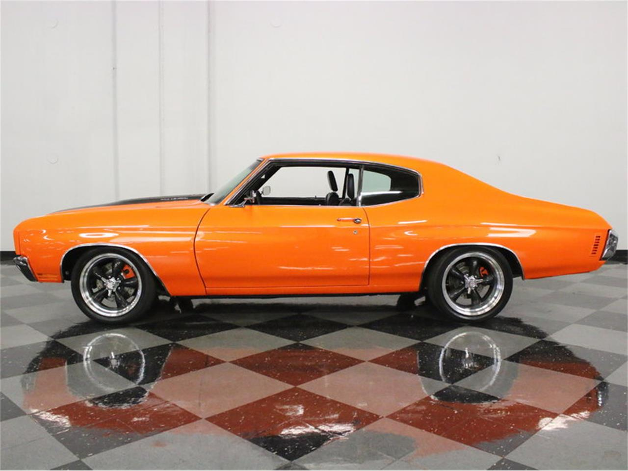 Large Picture of Classic 1970 Chevrolet Chevelle SS Pro Touring located in Ft Worth Texas - L8AH