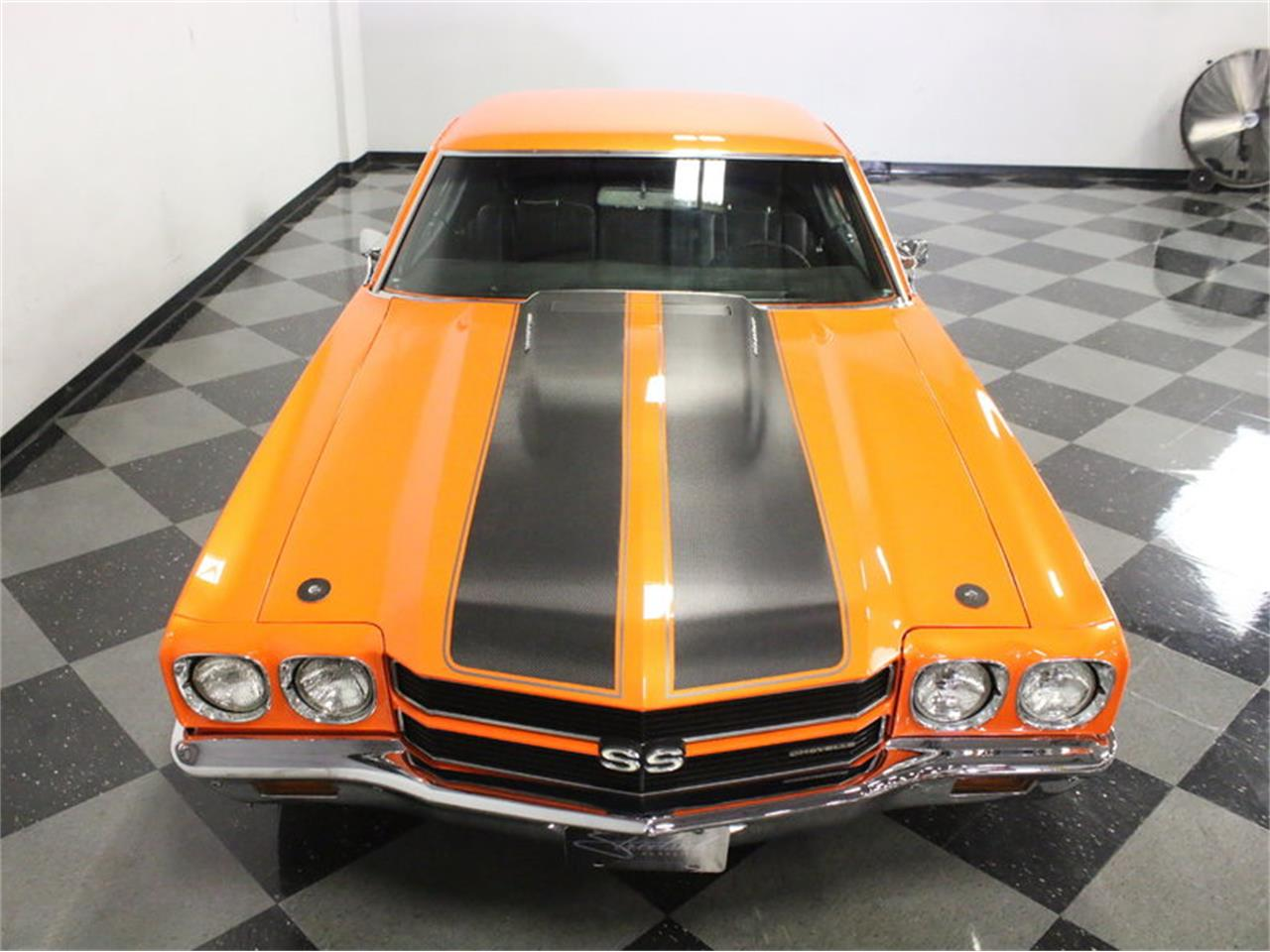 Large Picture of Classic 1970 Chevrolet Chevelle SS Pro Touring located in Texas Offered by Streetside Classics - Dallas / Fort Worth - L8AH