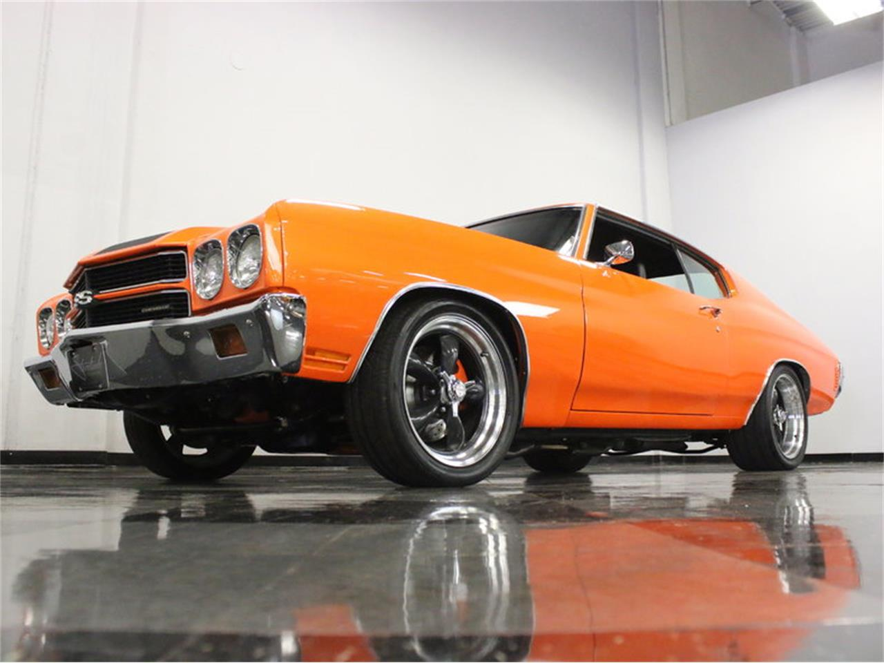 Large Picture of 1970 Chevrolet Chevelle SS Pro Touring located in Texas - L8AH