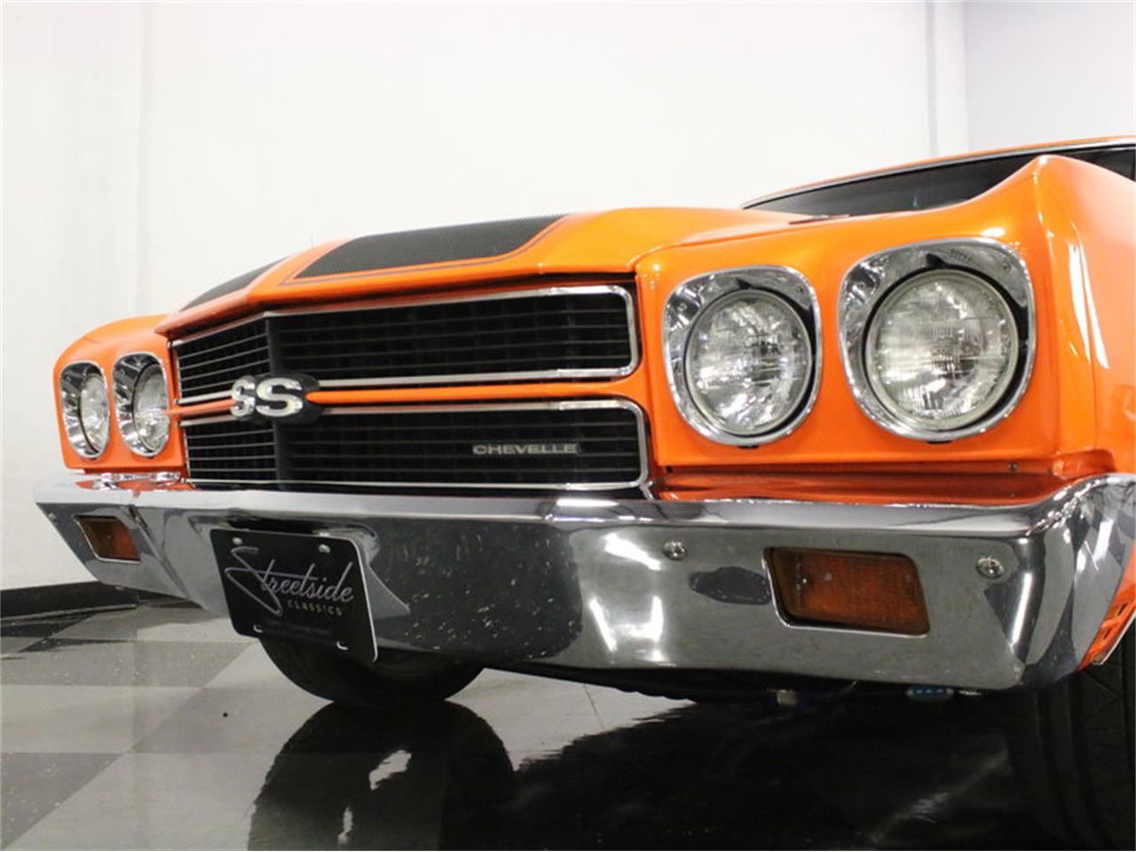 Large Picture of '70 Chevrolet Chevelle SS Pro Touring - L8AH