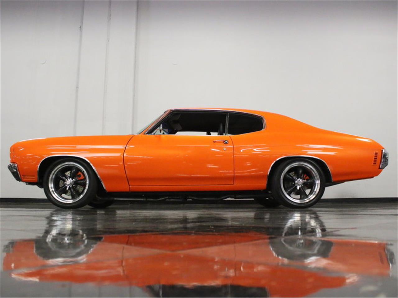 Large Picture of Classic '70 Chevrolet Chevelle SS Pro Touring located in Ft Worth Texas - $69,995.00 Offered by Streetside Classics - Dallas / Fort Worth - L8AH