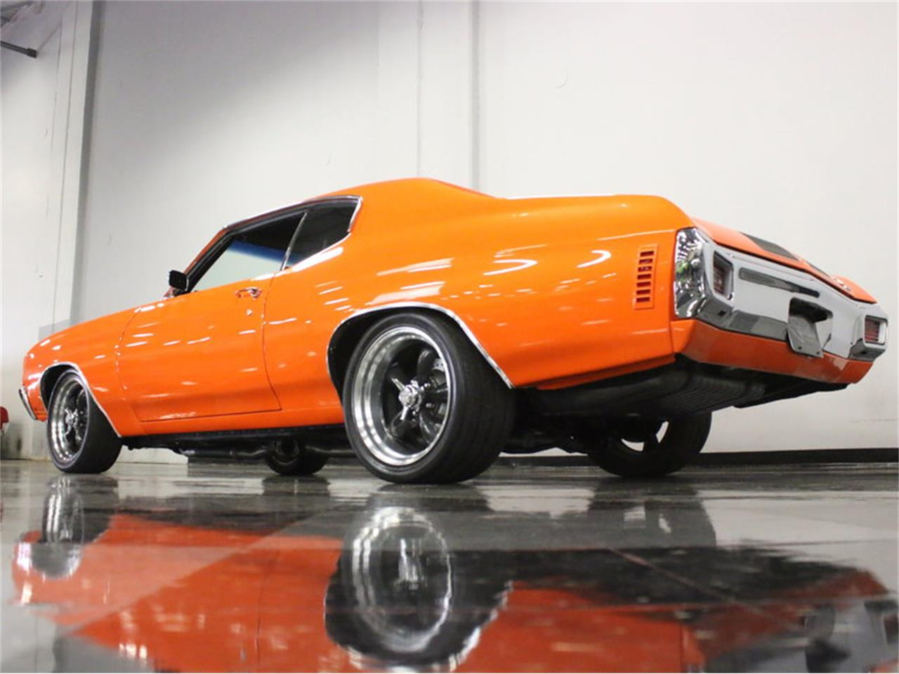 Large Picture of 1970 Chevrolet Chevelle SS Pro Touring - $69,995.00 Offered by Streetside Classics - Dallas / Fort Worth - L8AH