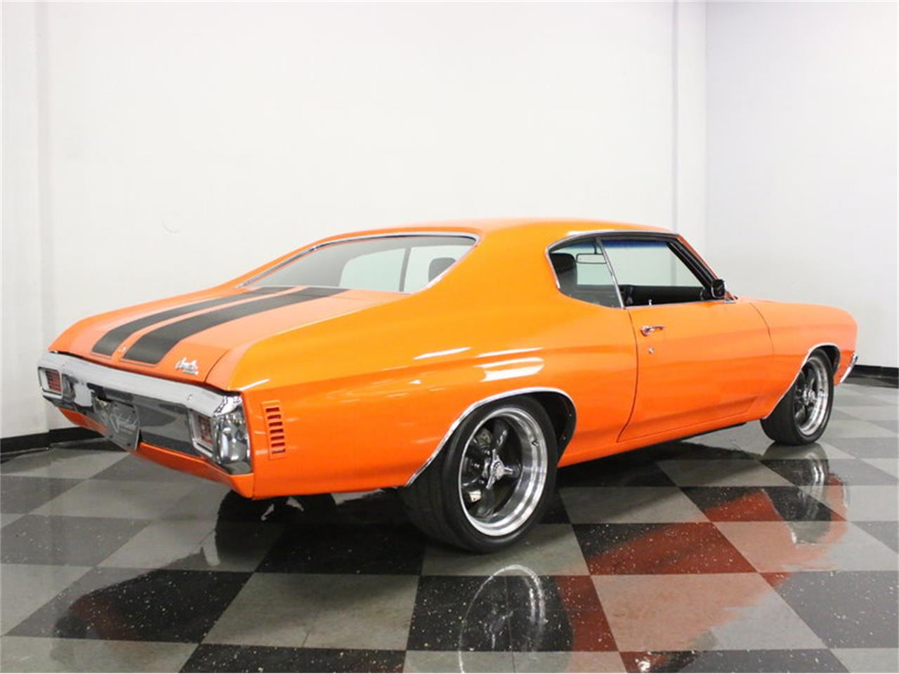 Large Picture of 1970 Chevrolet Chevelle SS Pro Touring located in Ft Worth Texas - $69,995.00 Offered by Streetside Classics - Dallas / Fort Worth - L8AH