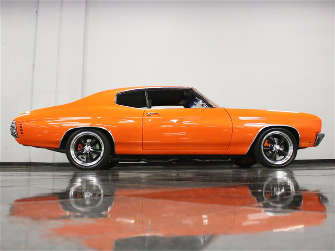 Large Picture of Classic 1970 Chevrolet Chevelle SS Pro Touring - $69,995.00 - L8AH