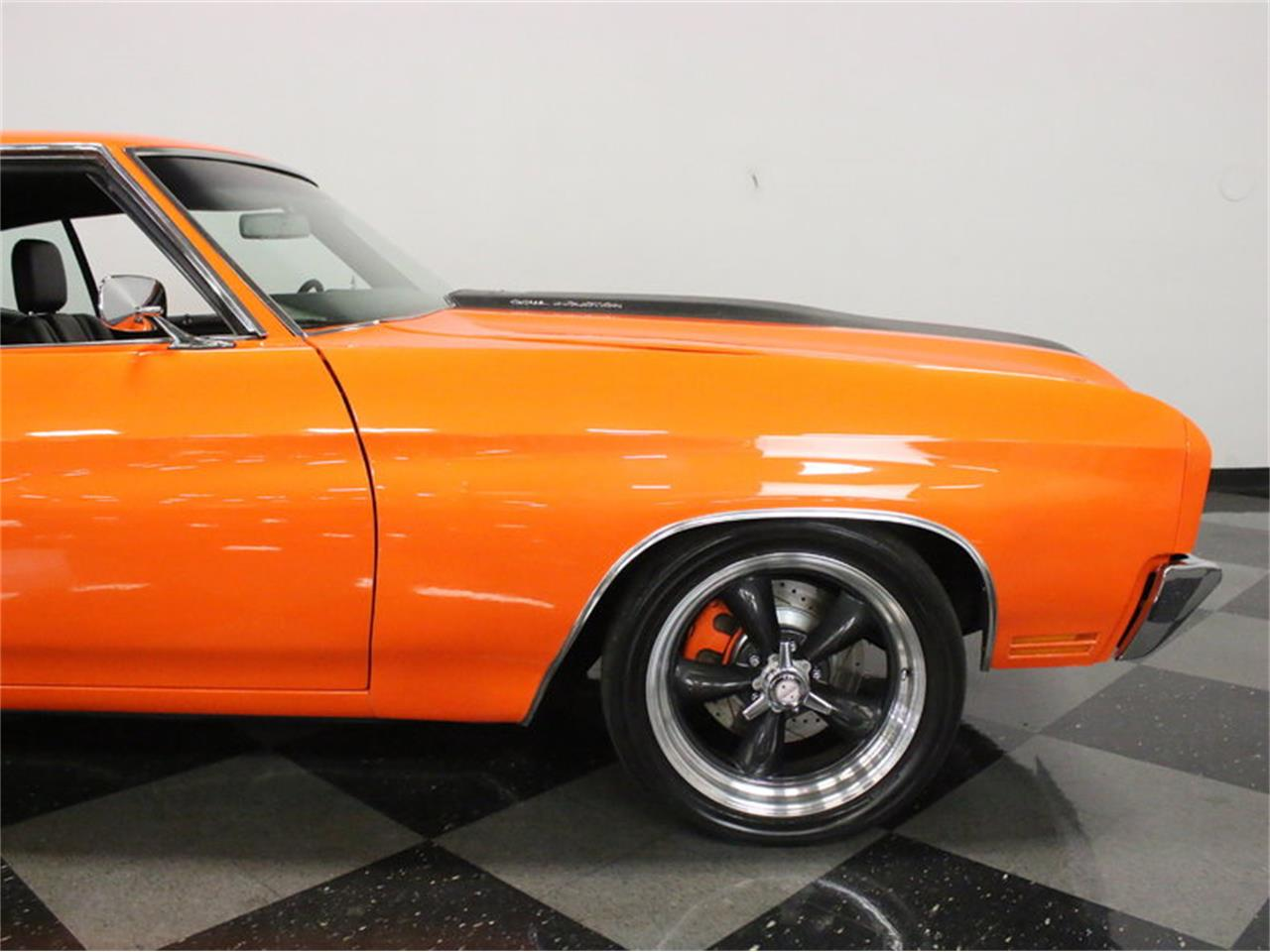 Large Picture of Classic '70 Chevrolet Chevelle SS Pro Touring located in Texas - L8AH