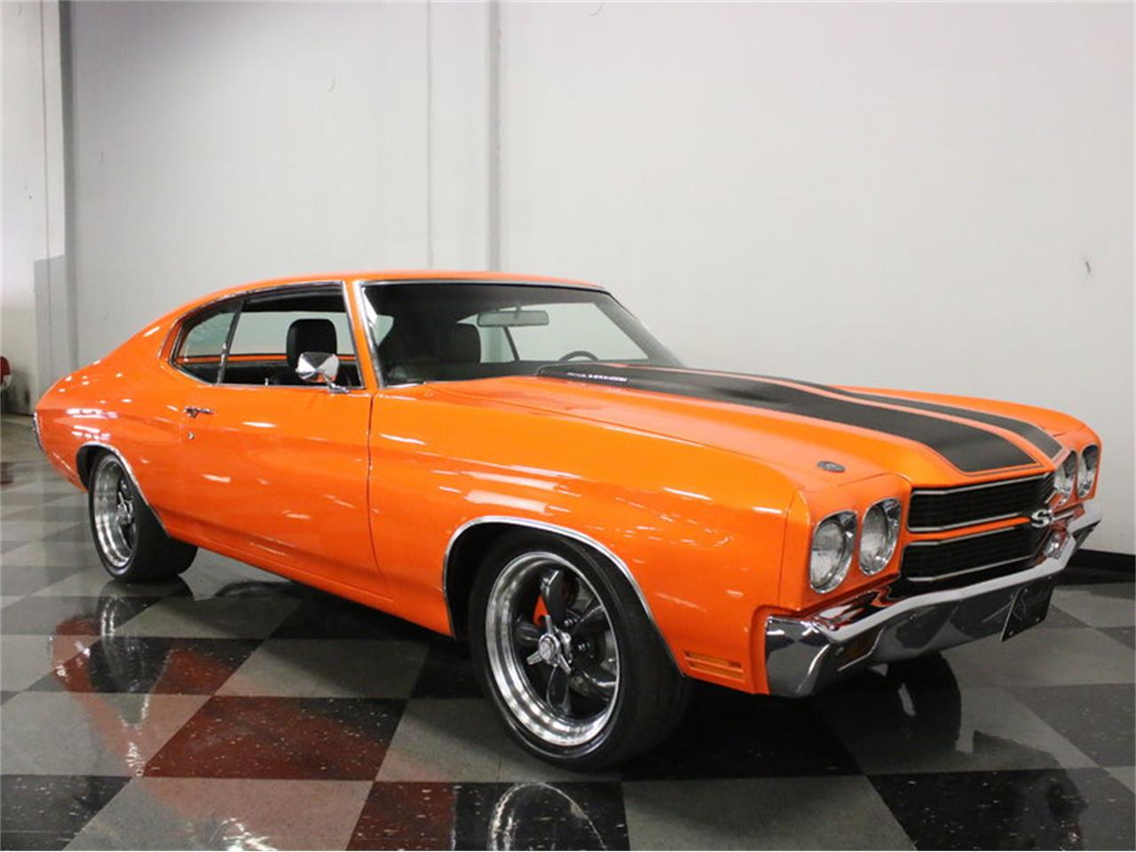 Large Picture of Classic 1970 Chevelle SS Pro Touring - $69,995.00 Offered by Streetside Classics - Dallas / Fort Worth - L8AH