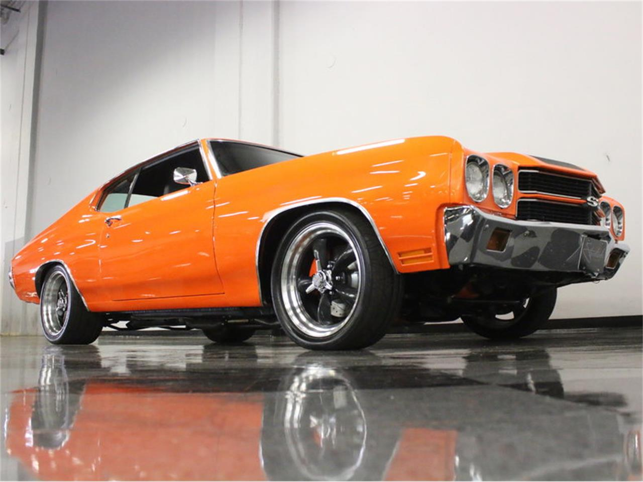 Large Picture of '70 Chevelle SS Pro Touring Offered by Streetside Classics - Dallas / Fort Worth - L8AH