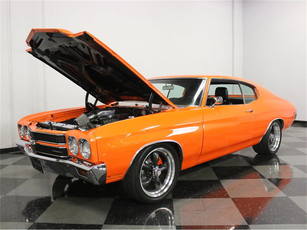 Large Picture of '70 Chevelle SS Pro Touring located in Ft Worth Texas - L8AH
