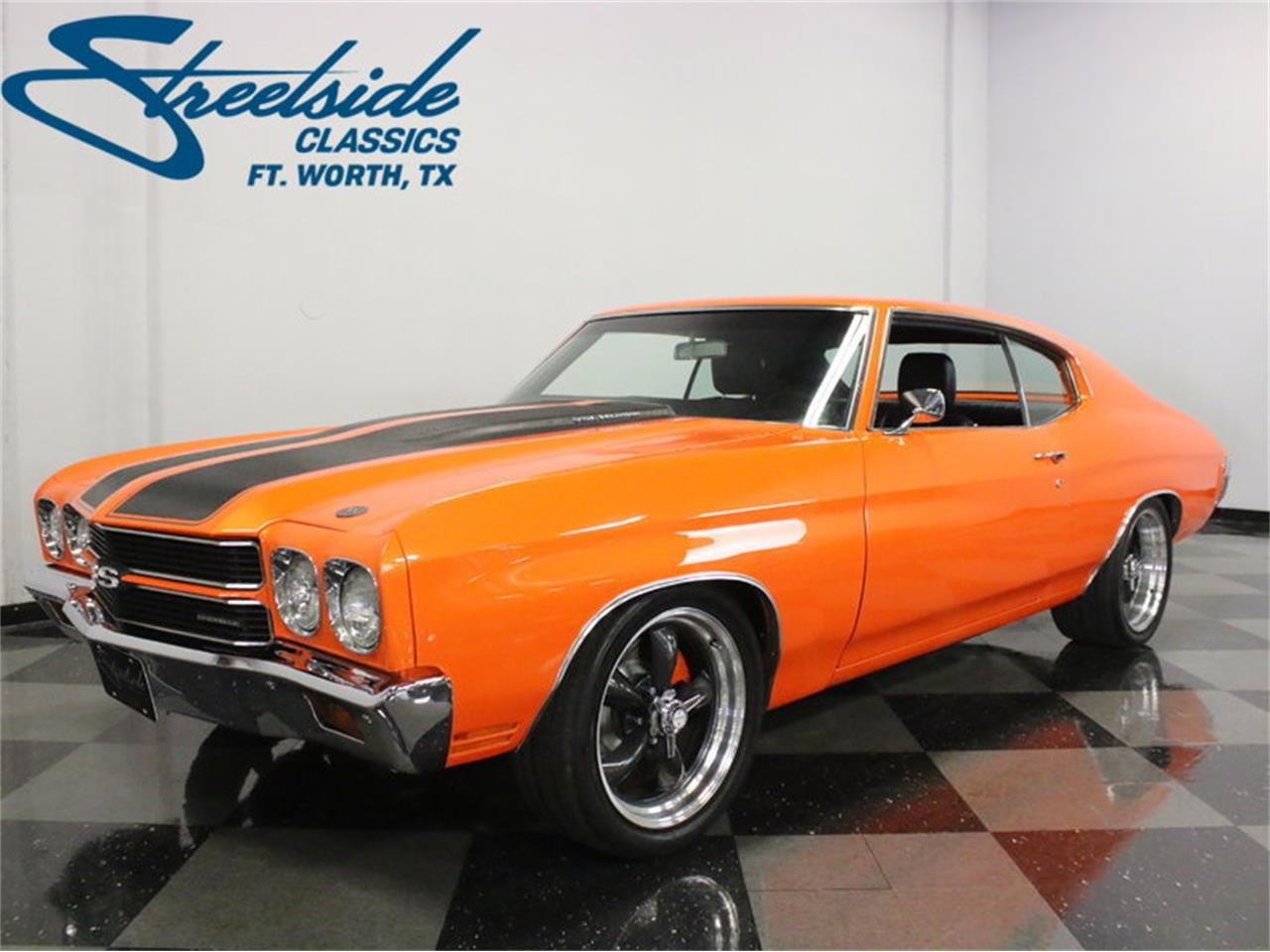 Large Picture of Classic '70 Chevelle SS Pro Touring located in Ft Worth Texas - L8AH