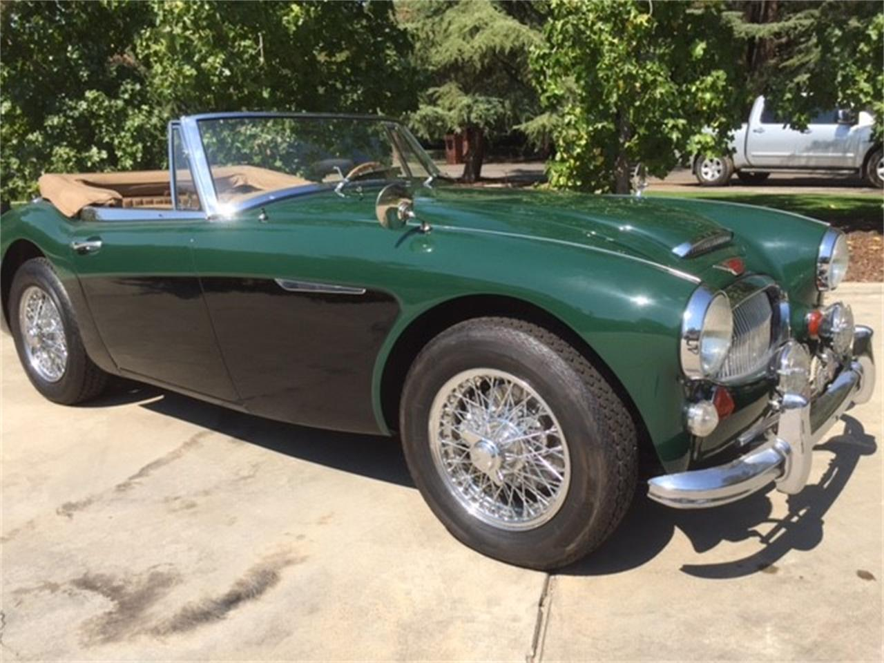 Large Picture of '67 Austin-Healey 3000 located in California - $65,000.00 - LBWQ