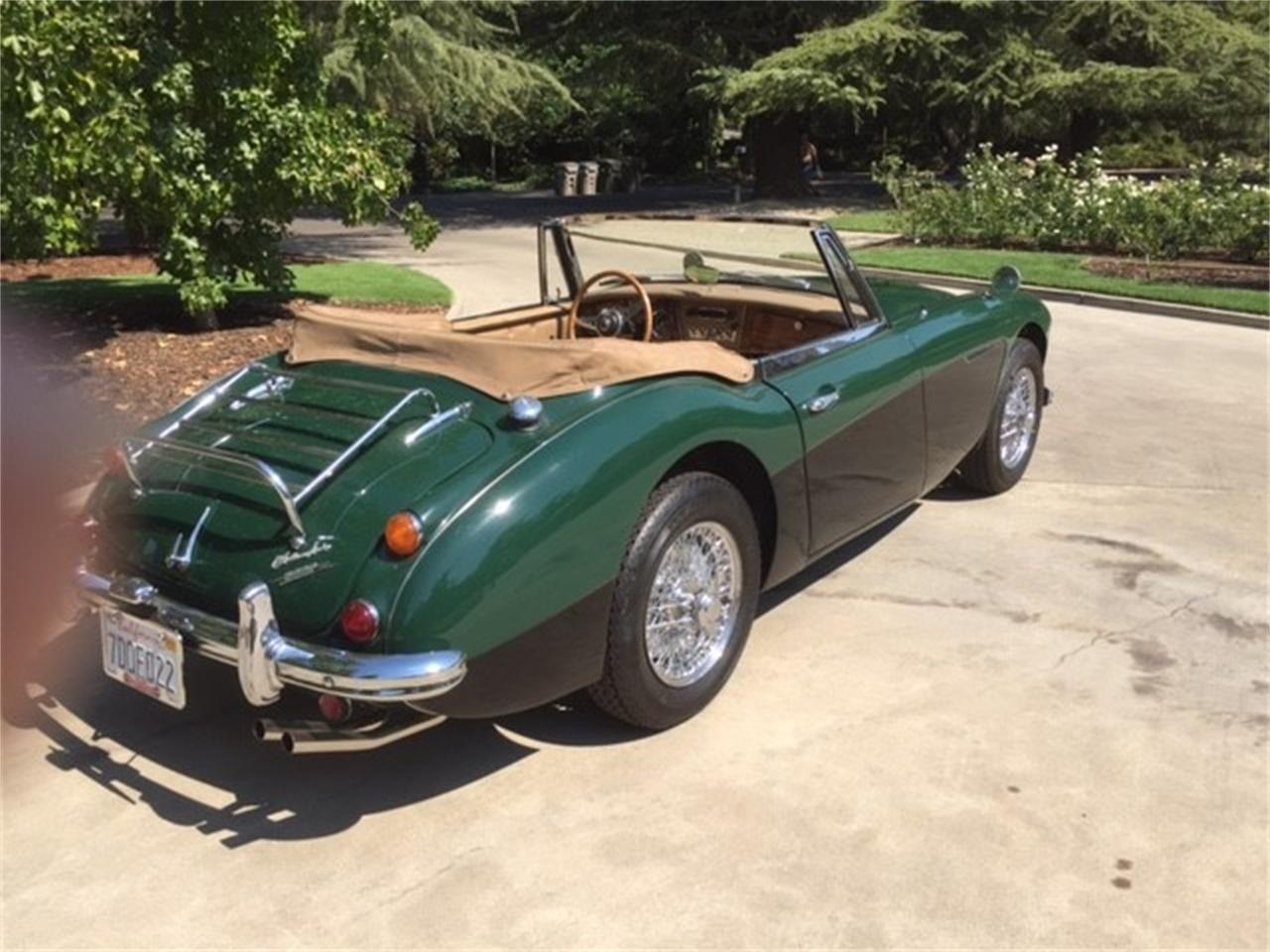 Large Picture of '67 Austin-Healey 3000 - $65,000.00 - LBWQ