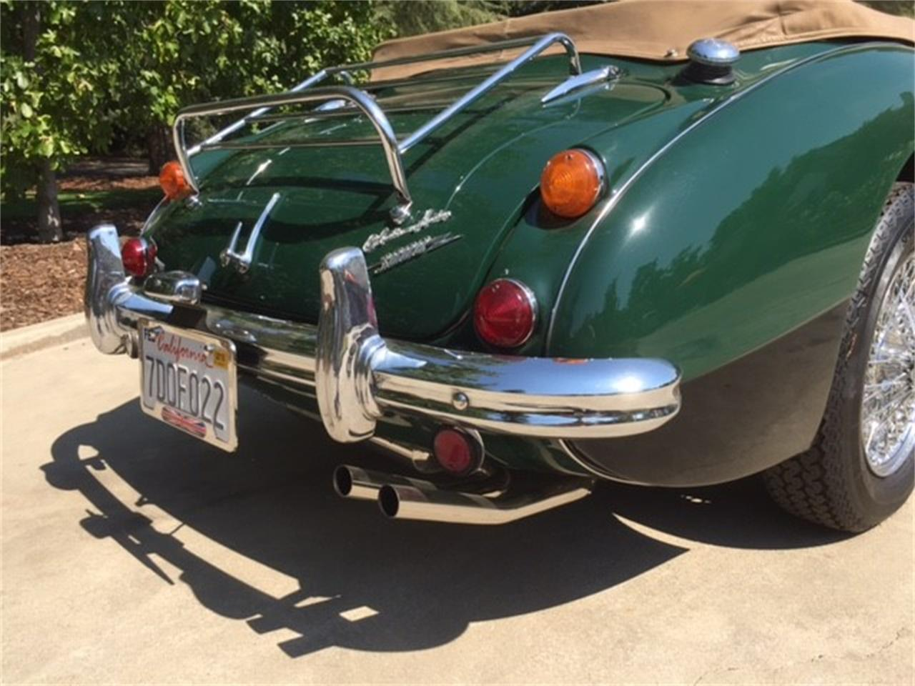 Large Picture of Classic '67 Austin-Healey 3000 - $65,000.00 Offered by a Private Seller - LBWQ