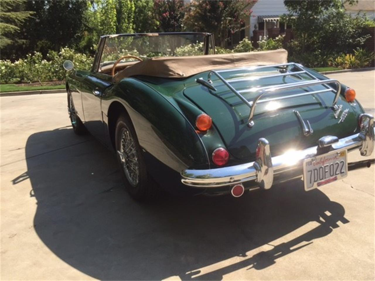 Large Picture of '67 Austin-Healey 3000 located in Fresno California Offered by a Private Seller - LBWQ