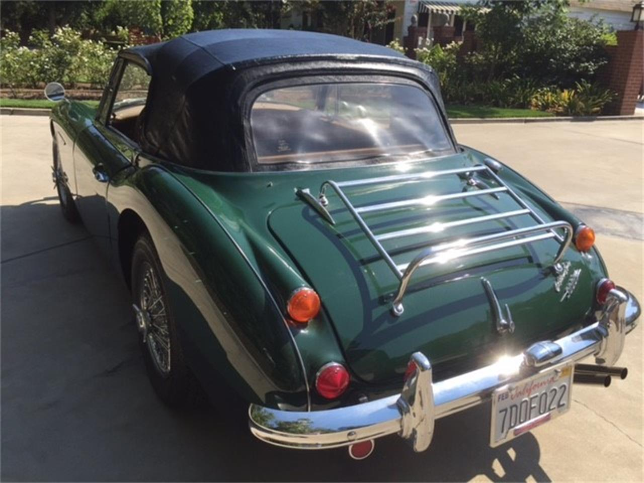 Large Picture of Classic 1967 Austin-Healey 3000 Offered by a Private Seller - LBWQ