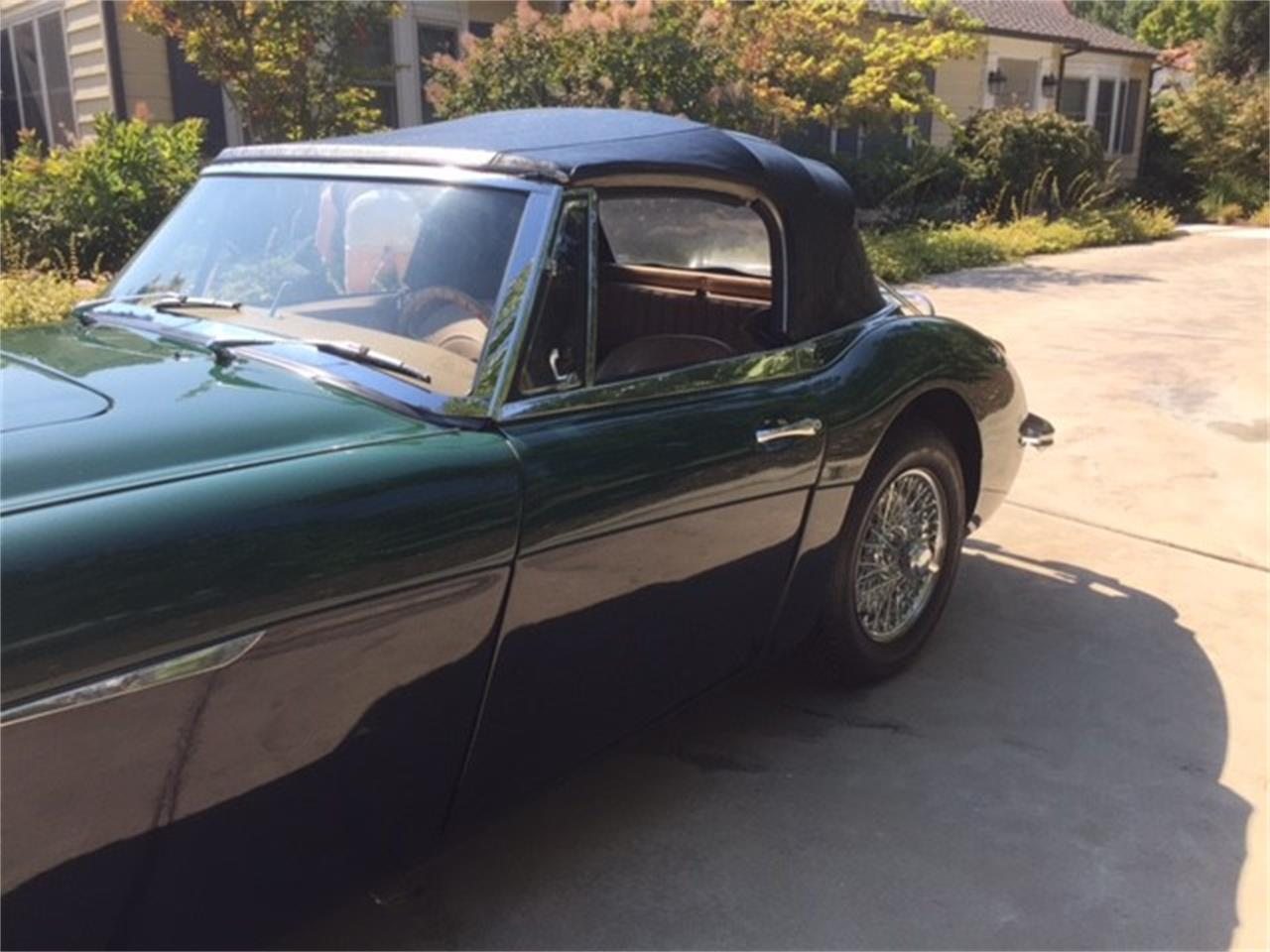 Large Picture of 1967 Austin-Healey 3000 located in Fresno California - $65,000.00 Offered by a Private Seller - LBWQ