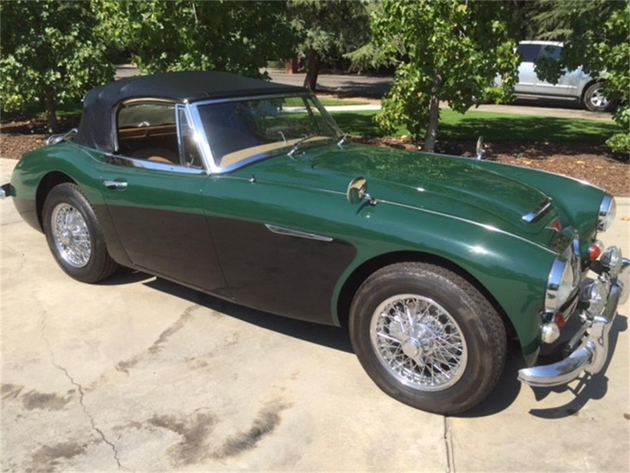 Large Picture of Classic 1967 Austin-Healey 3000 - $65,000.00 Offered by a Private Seller - LBWQ