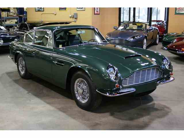 Picture of '70 DB6 Mk2 Vantage - LBWS