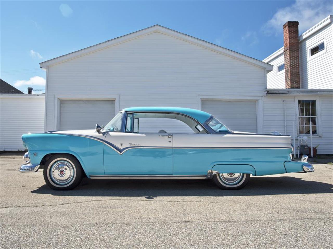 1955 Ford Victoria For Sale Classiccars Com Cc 995214