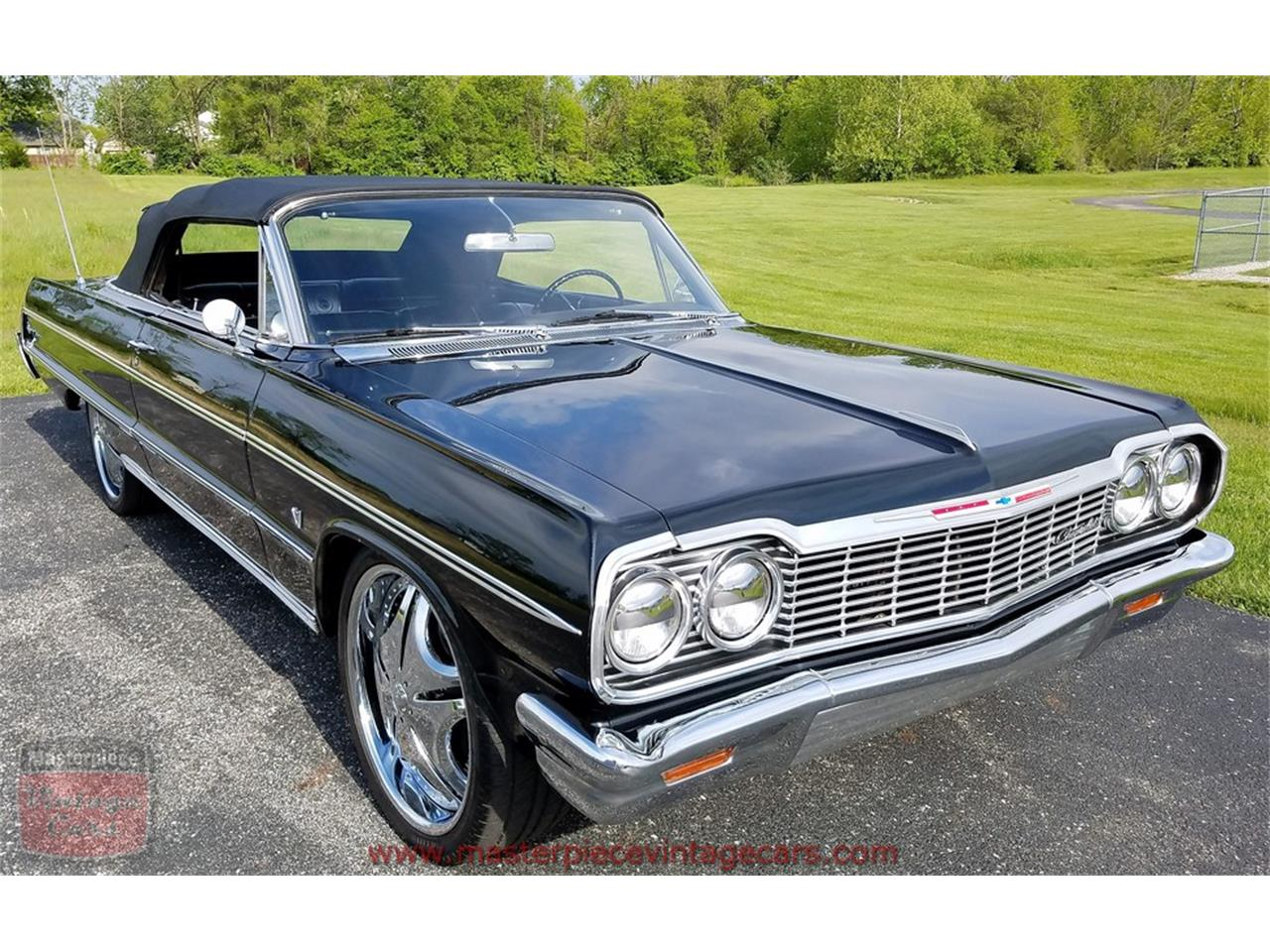 Large Picture of Classic 1964 Impala - LBXB