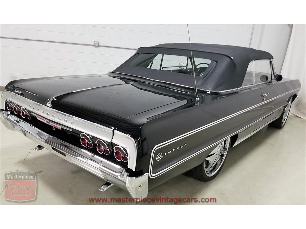 Large Picture of 1964 Chevrolet Impala located in Indiana - $44,900.00 Offered by Masterpiece Vintage Cars - LBXB