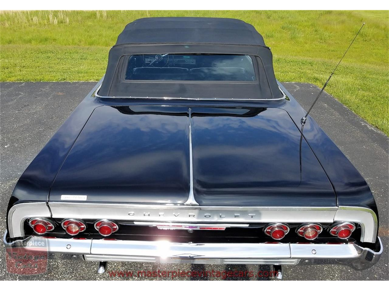 Large Picture of Classic 1964 Impala located in Whiteland Indiana - $44,900.00 Offered by Masterpiece Vintage Cars - LBXB