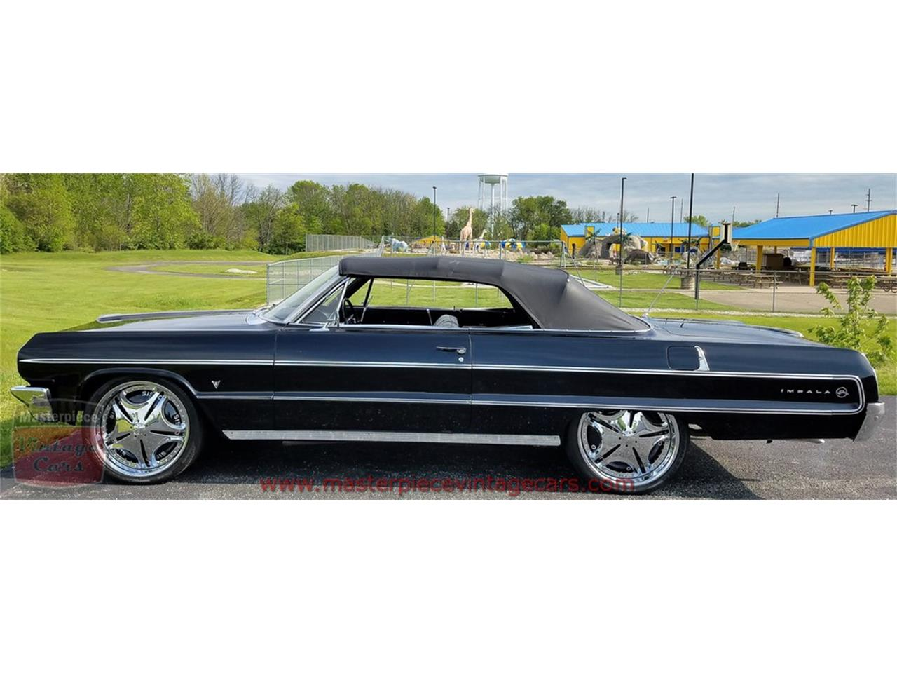 Large Picture of '64 Chevrolet Impala - $44,900.00 Offered by Masterpiece Vintage Cars - LBXB