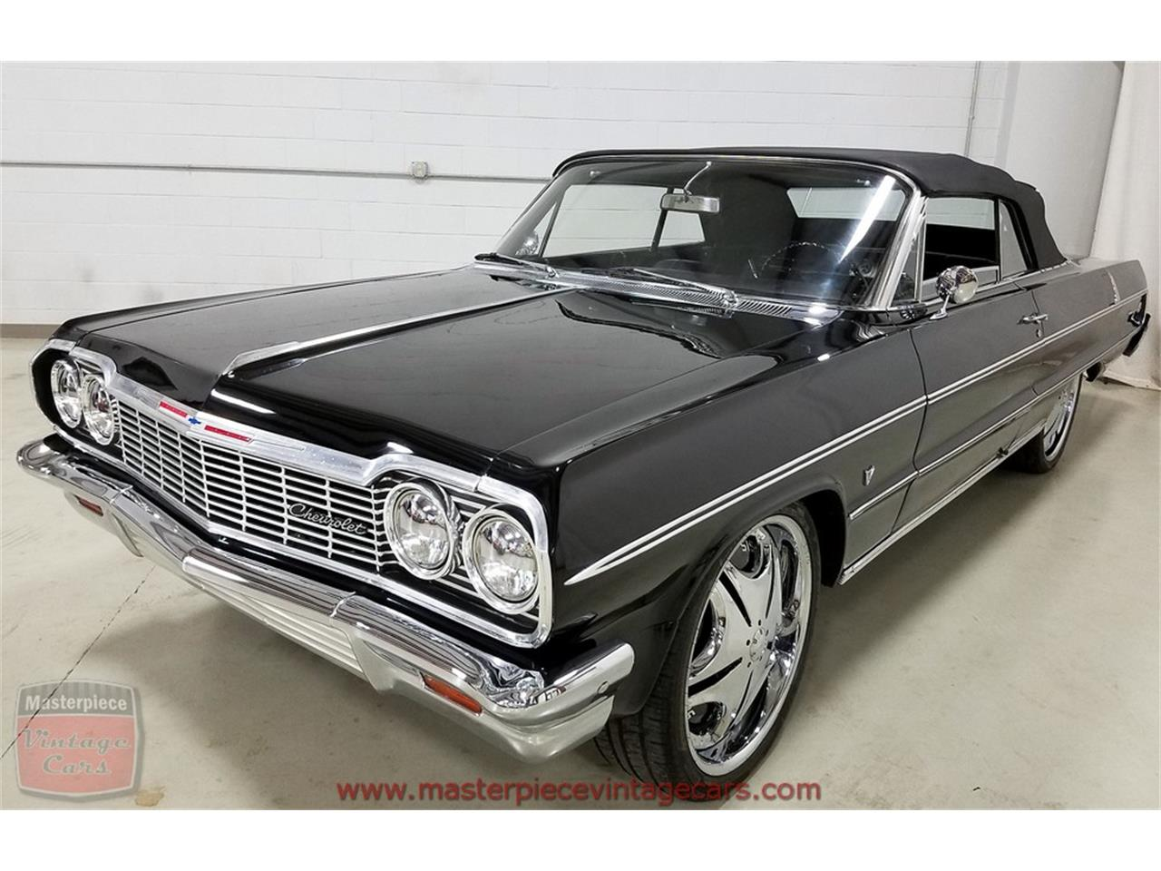 Large Picture of 1964 Impala located in Indiana - $44,900.00 Offered by Masterpiece Vintage Cars - LBXB