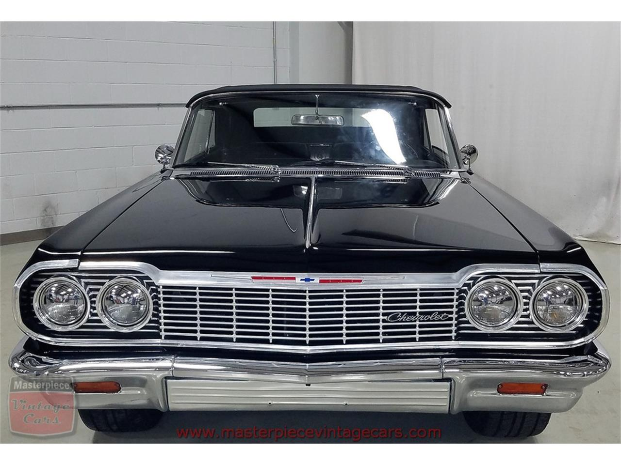 Large Picture of '64 Chevrolet Impala located in Indiana Offered by Masterpiece Vintage Cars - LBXB