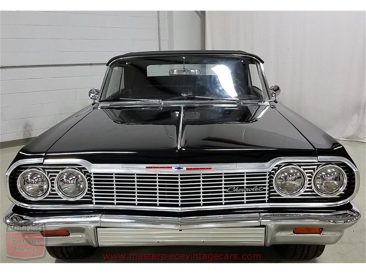 Large Picture of 1964 Chevrolet Impala - $44,900.00 Offered by Masterpiece Vintage Cars - LBXB