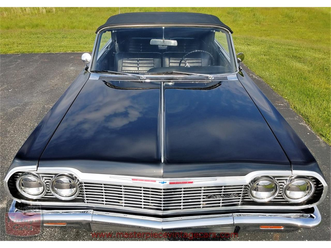 Large Picture of '64 Chevrolet Impala located in Whiteland Indiana Offered by Masterpiece Vintage Cars - LBXB