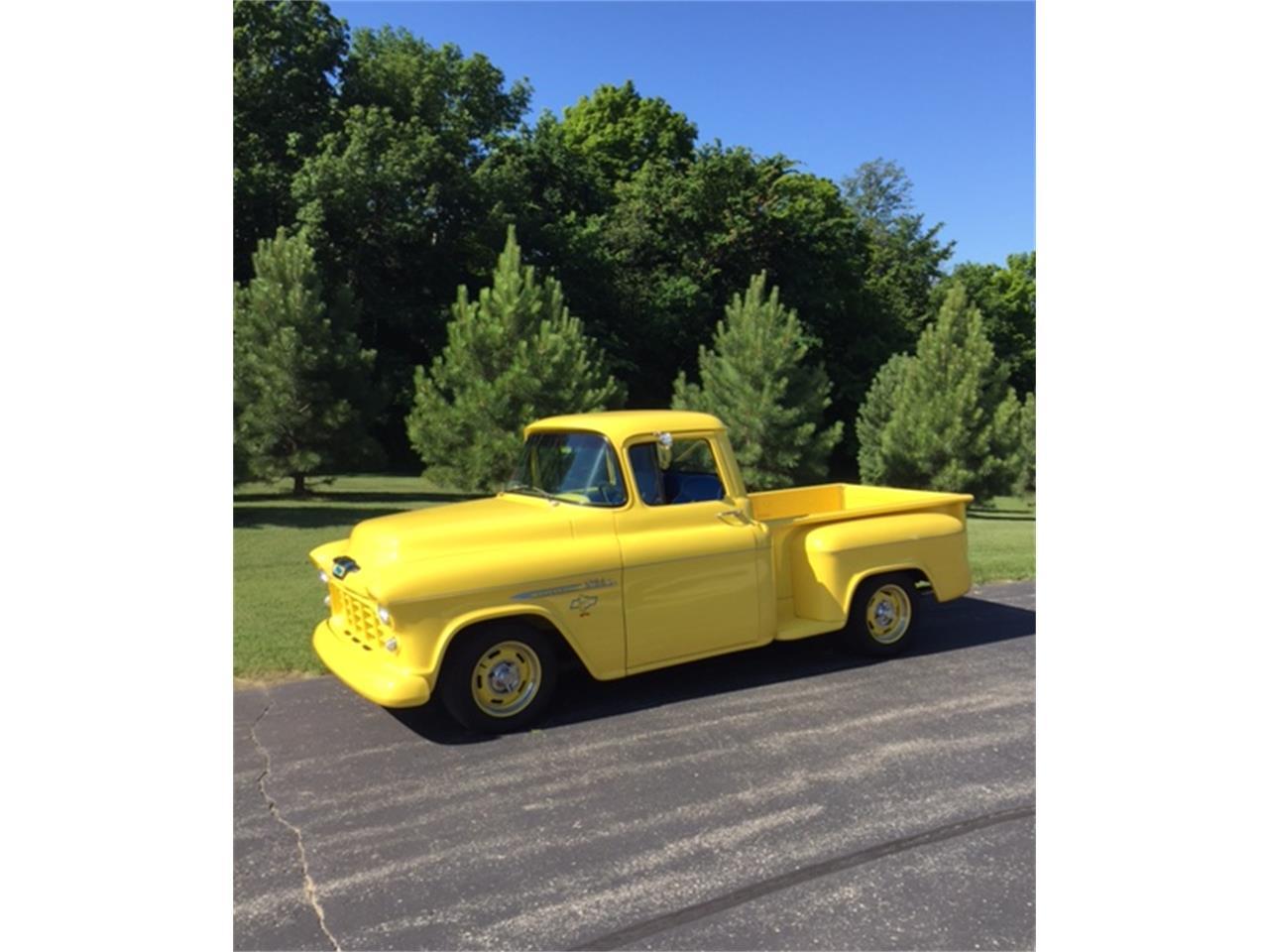 For Sale 1955 Chevrolet 3100 In Detroit Lakes Minnesota