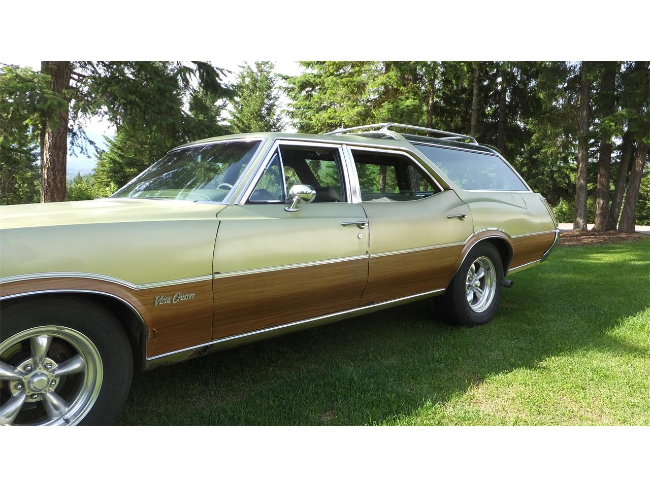 Large Picture of '71 Vista Cruiser - $15,500.00 - LBXI