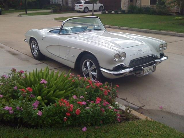 Picture of 1961 Chevrolet Corvette located in Texas - $77,888.00 Offered by a Private Seller - LBXL