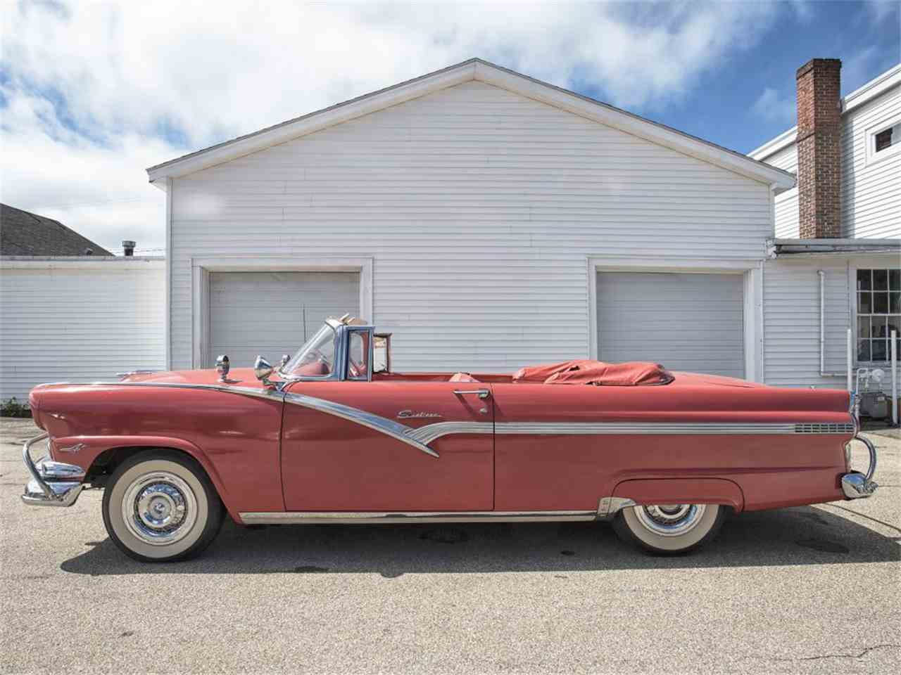 1956 Ford Sunliner for Sale | ClassicCars.com | CC-995244