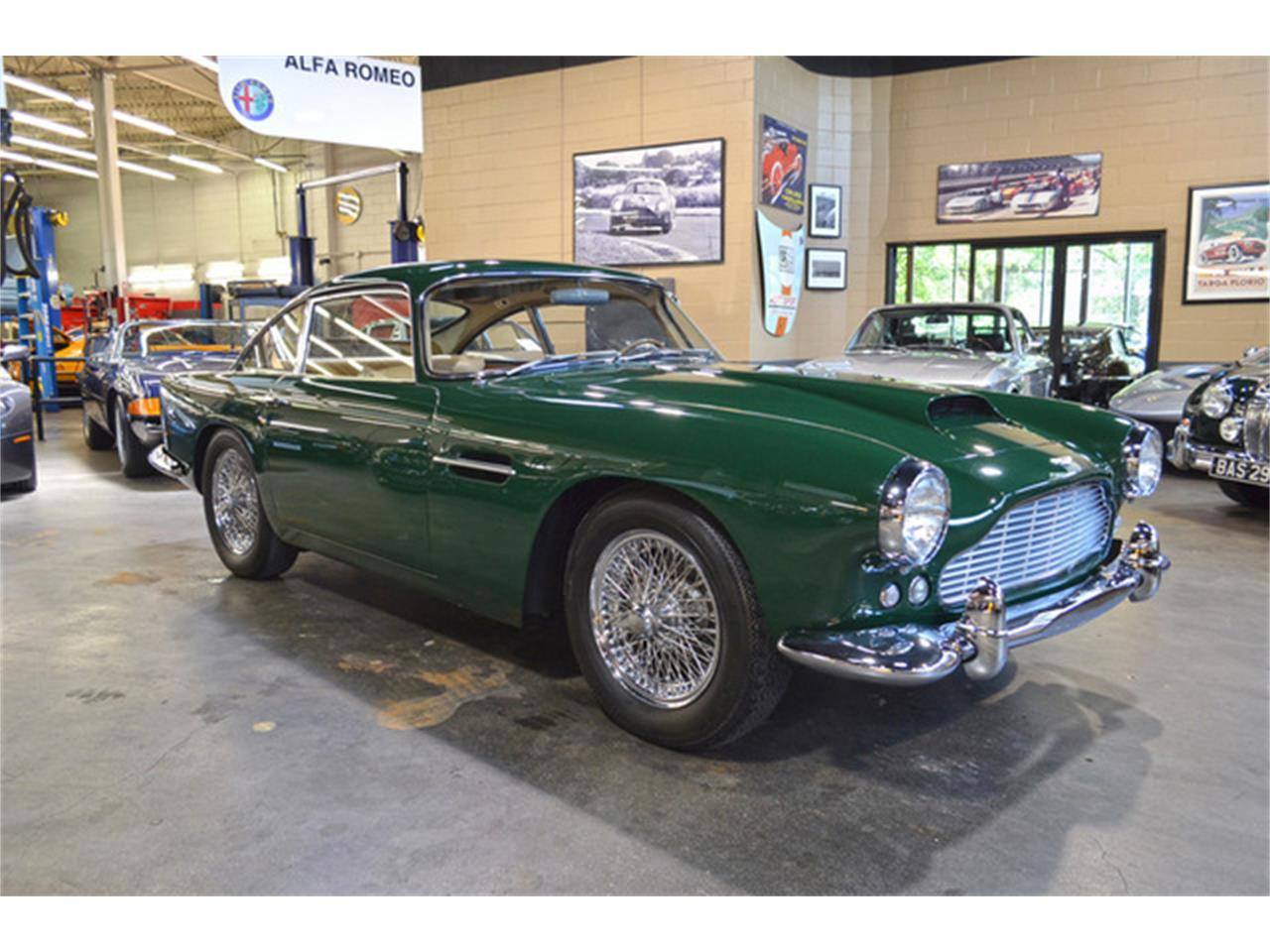 Large Picture of '61 Aston Martin DB4 Series III - $695,000.00 - LBXY