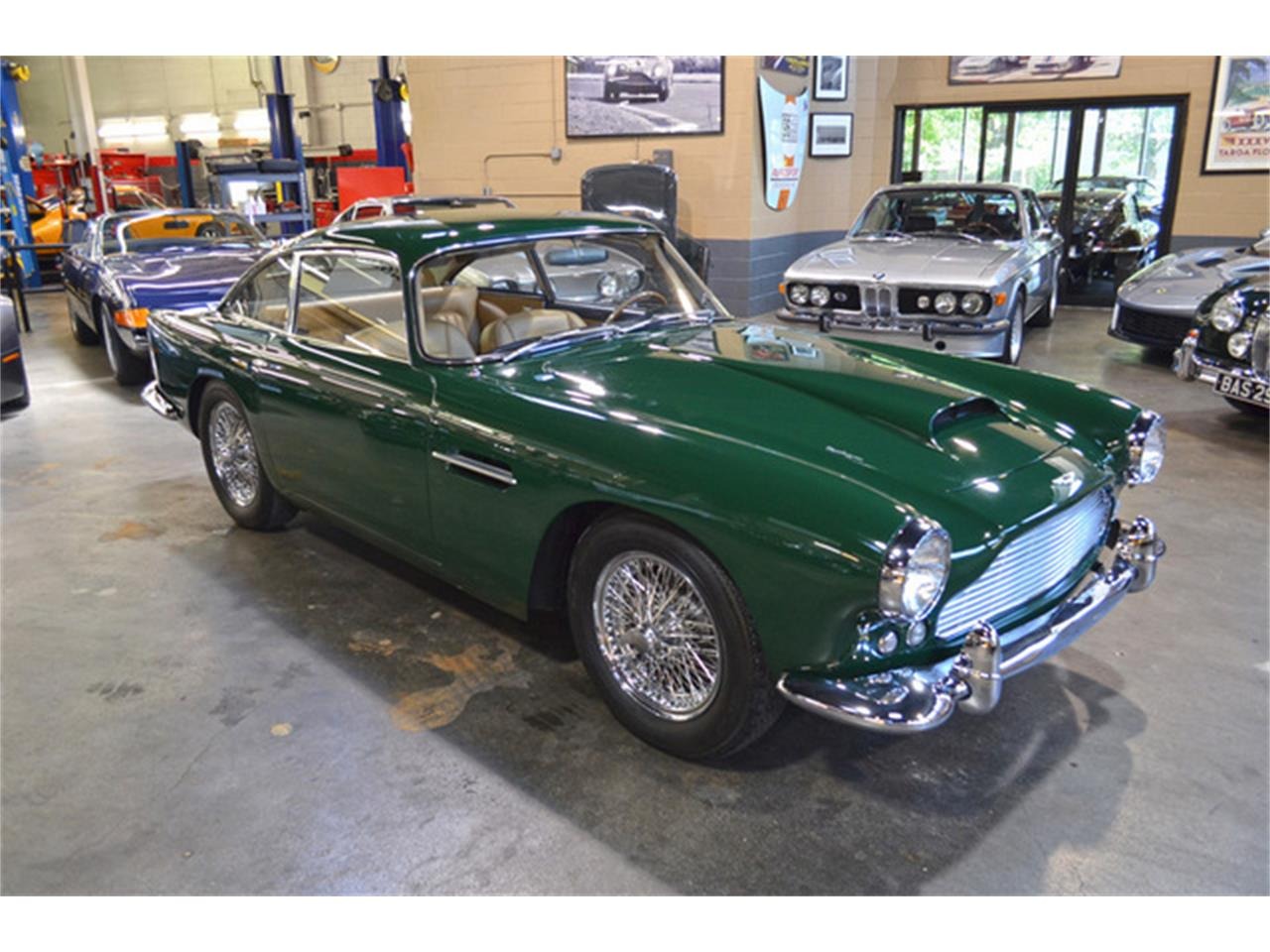 Large Picture of 1961 DB4 Series III Offered by Autosport Designs Inc - LBXY