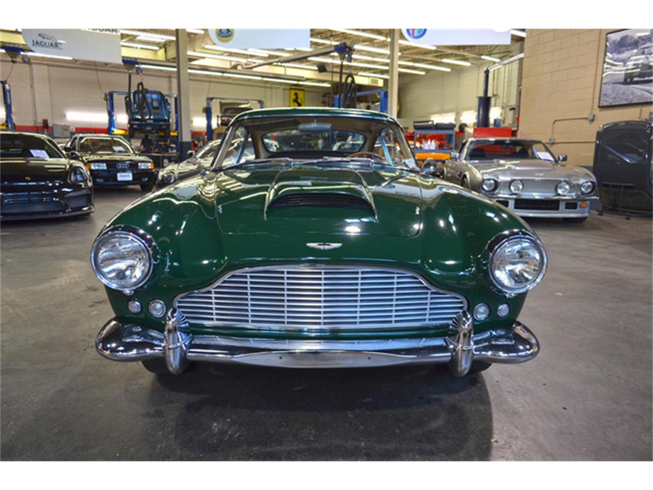 Large Picture of Classic '61 Aston Martin DB4 Series III located in Huntington Station New York Offered by Autosport Designs Inc - LBXY
