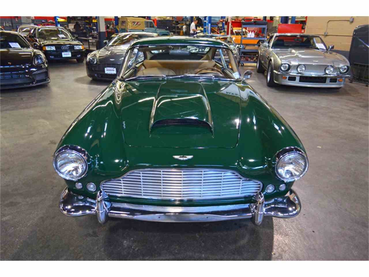 Large Picture of '61 DB4 Series III - LBXY